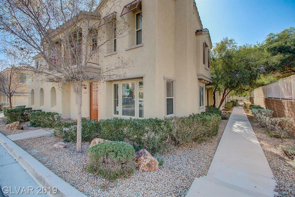 Summerlin West - 1037 Campo Seco Ct