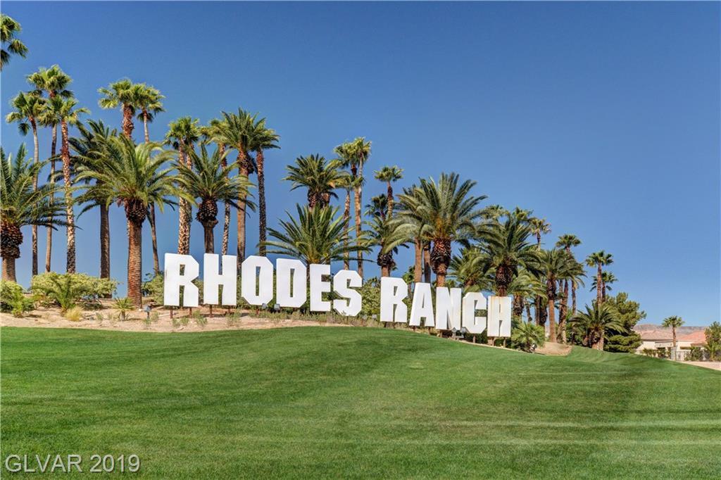 Rhodes Ranch - 99 Cora Hills Ct