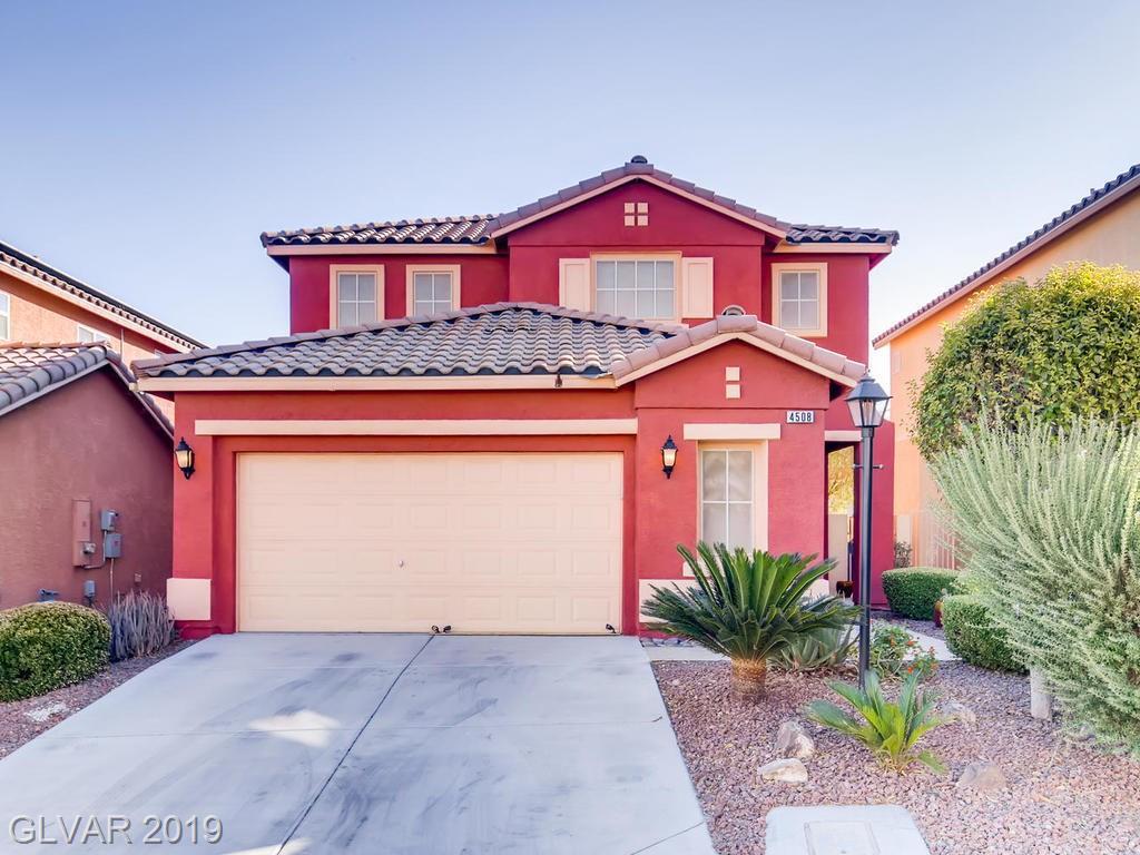 4508 Yellow Harbor Street Las Vegas NV 89129