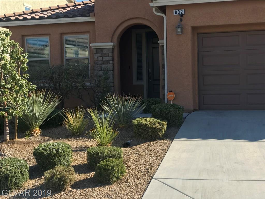 832 Fulford Ct Henderson NV 89052