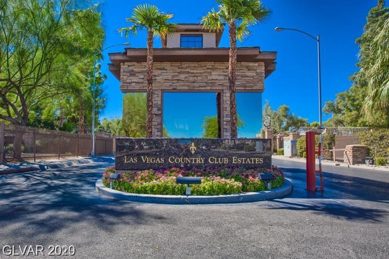 Las Vegas Country Club - 3047 Bel Air Dr
