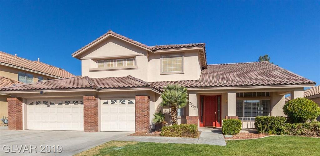 2512 El Paso Grande Avenue Henderson NV 89074