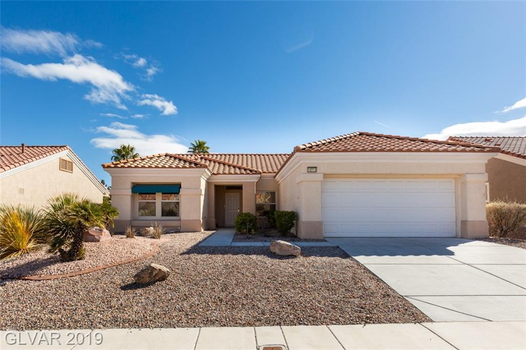 Sun City Summerlin - 10713 Clarion Ln