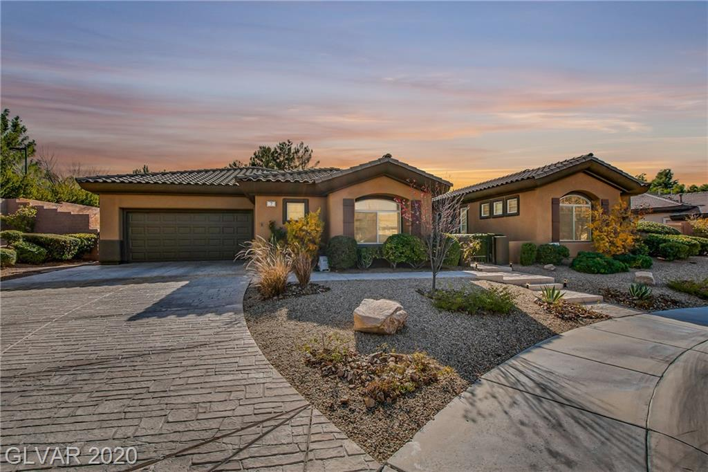 7 Karsten Creek Ct Henderson NV 89052