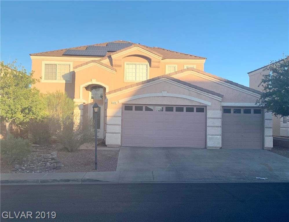 168 Gannett Peak Street Henderson NV 89012