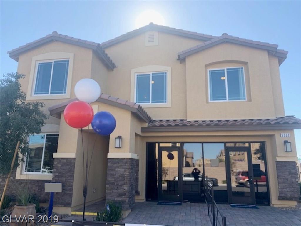 5323 Golden Topaz Street Lot 25 Las Vegas NV 89146