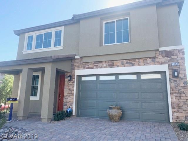 5307 Golden Topaz Street Lot 26 Las Vegas NV 89146