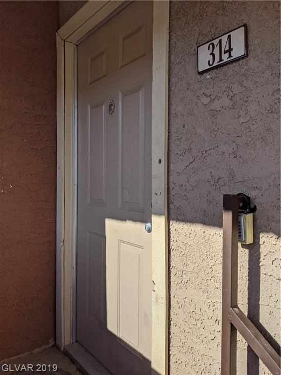 4371 Alexis Drive 314 Las Vegas NV 89103