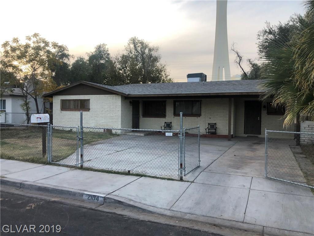 2104 Santa Rita Las Vegas NV 89104