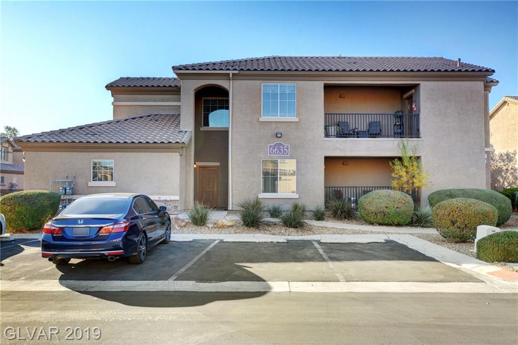 6635 Caporetto North Las Vegas NV 89084