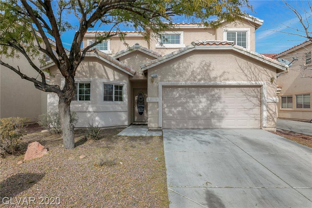 1706 Little Crow Avenue Las Vegas NV 89123