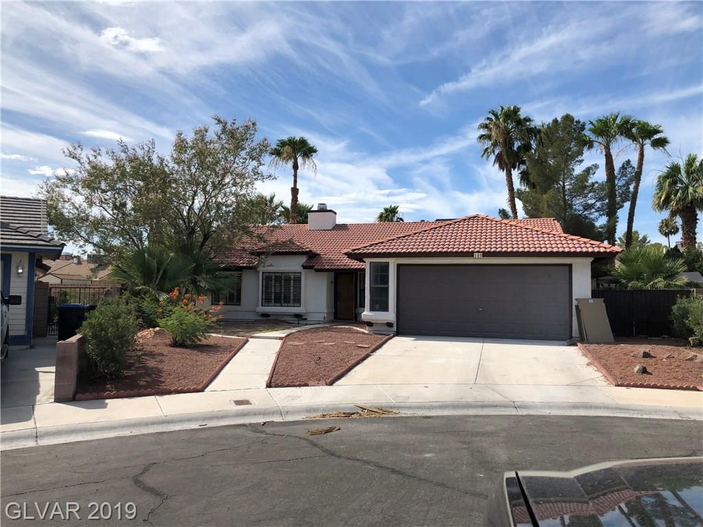 140 Triberg Court Henderson NV 89074