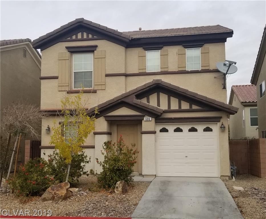 606 Brinkburn Point Ave Las Vegas NV 89178