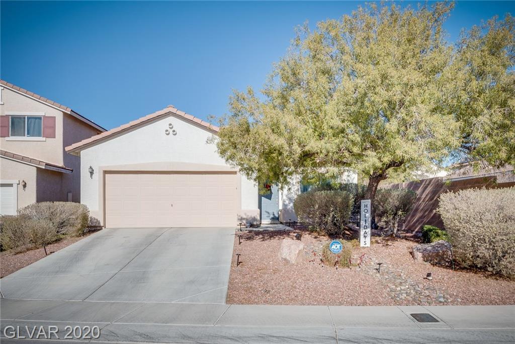 1028 Bistro Bay Avenue North Las Vegas NV 89086
