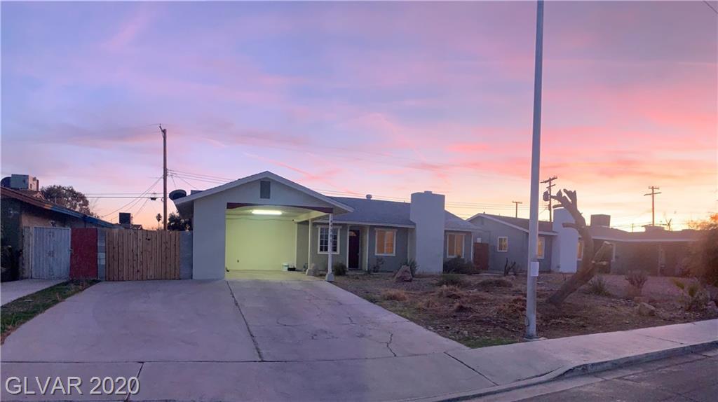 4301 El Camino Ave Las Vegas NV 89117