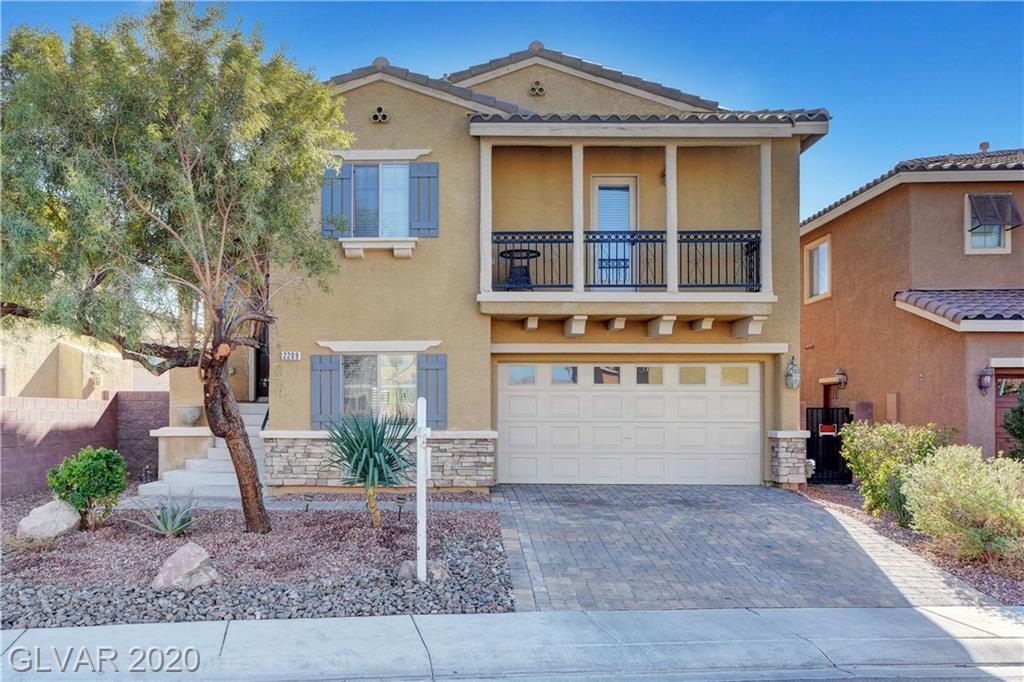 2209 Plumeria Ave Las Vegas NV 89081