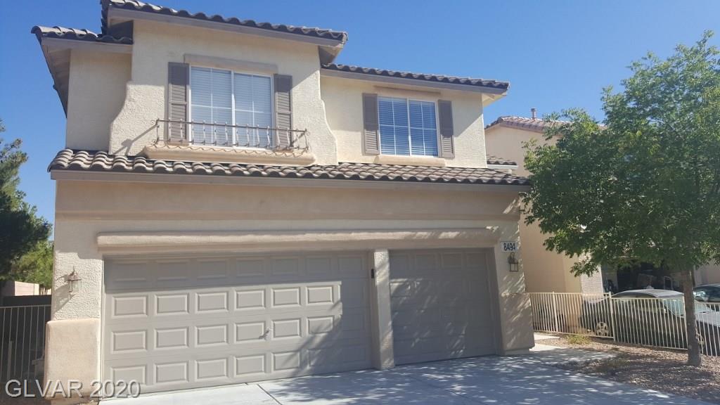 8494 Regal Hills Las Vegas NV 89117