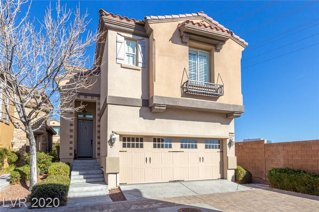 2300 Malaga Peak St Las Vegas NV 89135