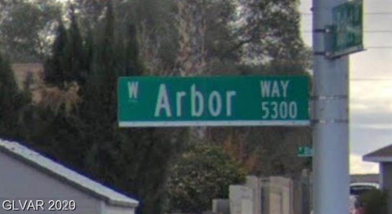 5212 Arbor Way Las Vegas NV 89107