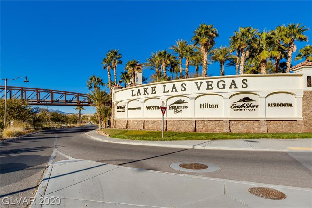 Lake Las Vegas - 30 Via Mantova 404