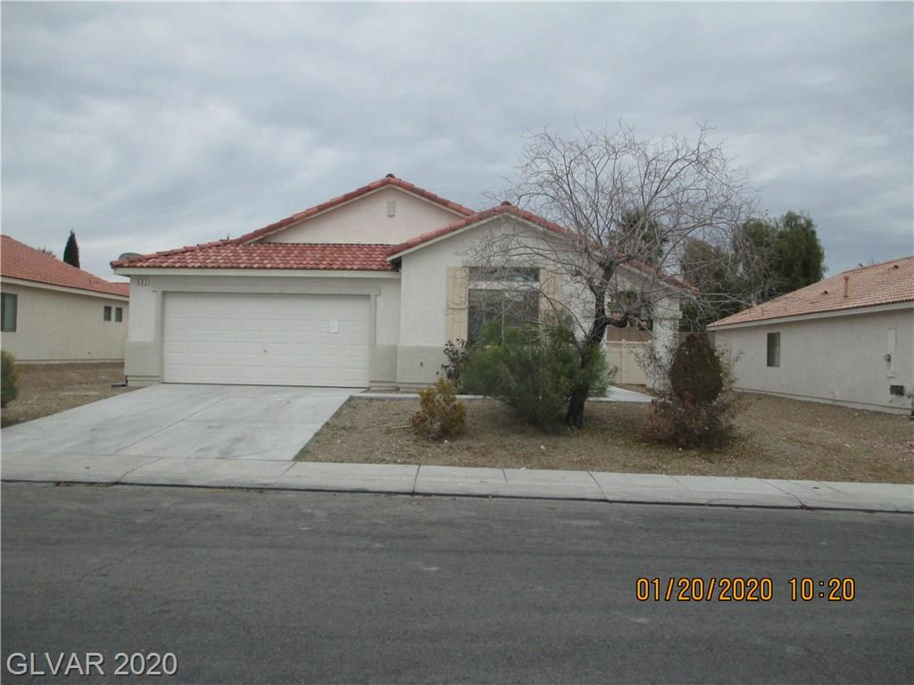 532 Bright Lights Ave North Las Vegas NV 89031