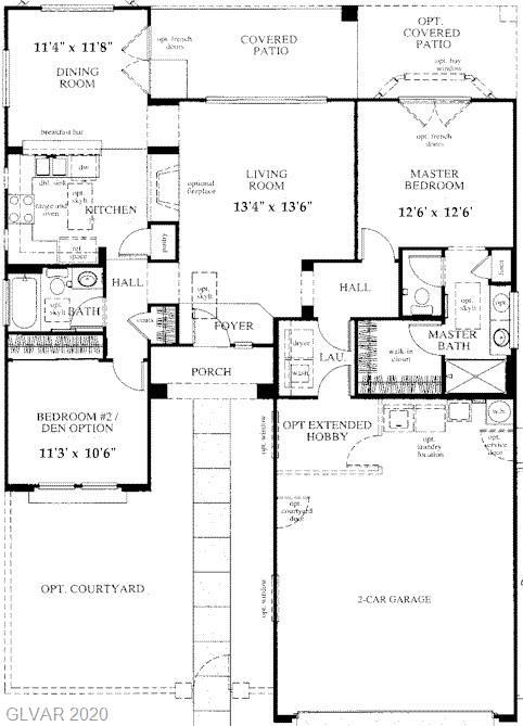 2347 Schaeffer Hills Dr Las Vegas, NV 89052 - Photo 43