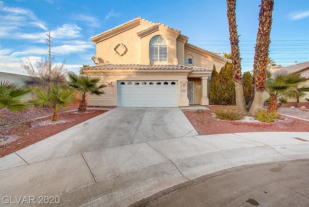 8132 Villa Finestra Las Vegas NV 89128