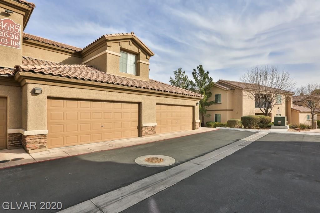 4685 Apulia Drive 104 North Las Vegas NV 89084