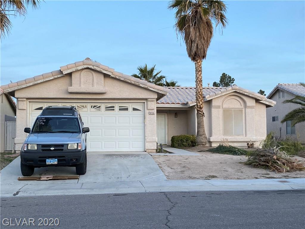 5226 Portland Ct North Las Vegas NV 89031