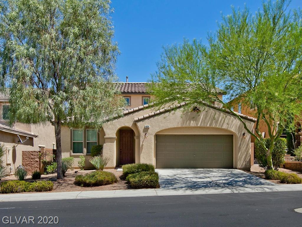 820 Fulford Ct Henderson NV 89052