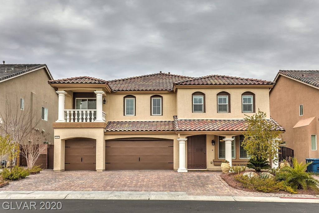 6444 Mount Eden Avenue Las Vegas NV 89139