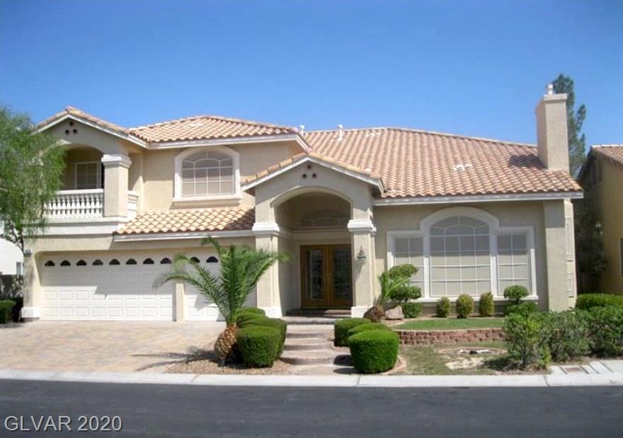 7630 Jacaranda Bay Street Las Vegas NV 89139