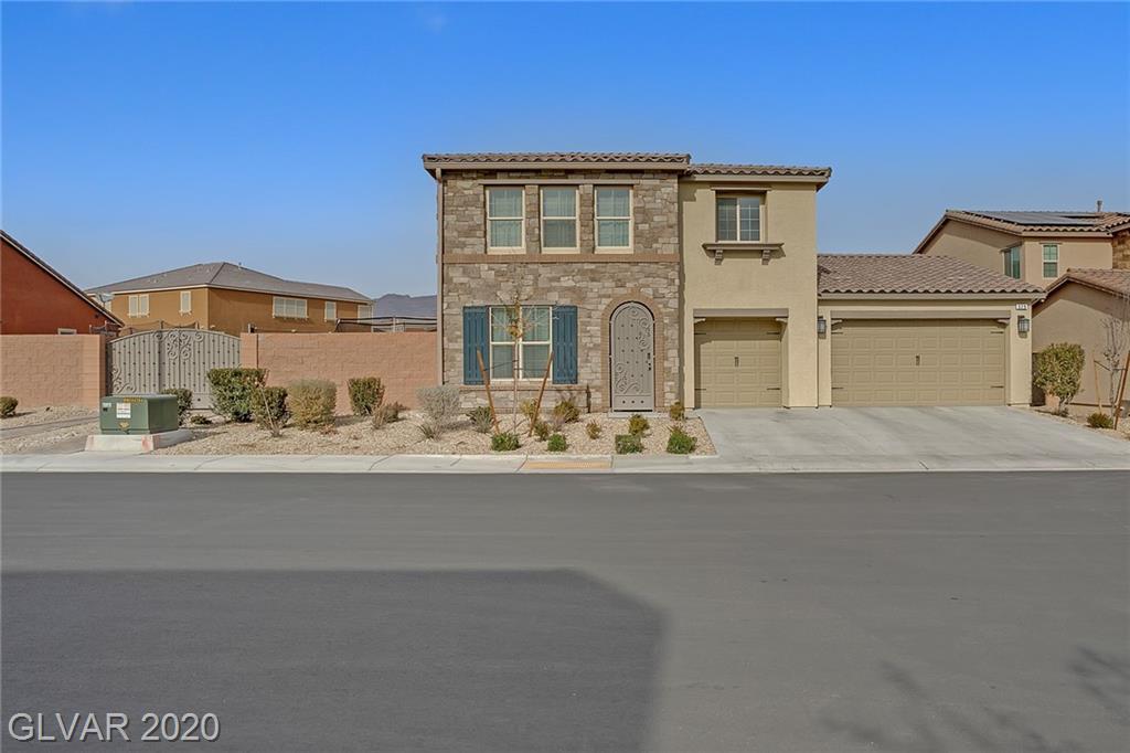 928 Claystone Ridge Avenue North Las Vegas NV 89084