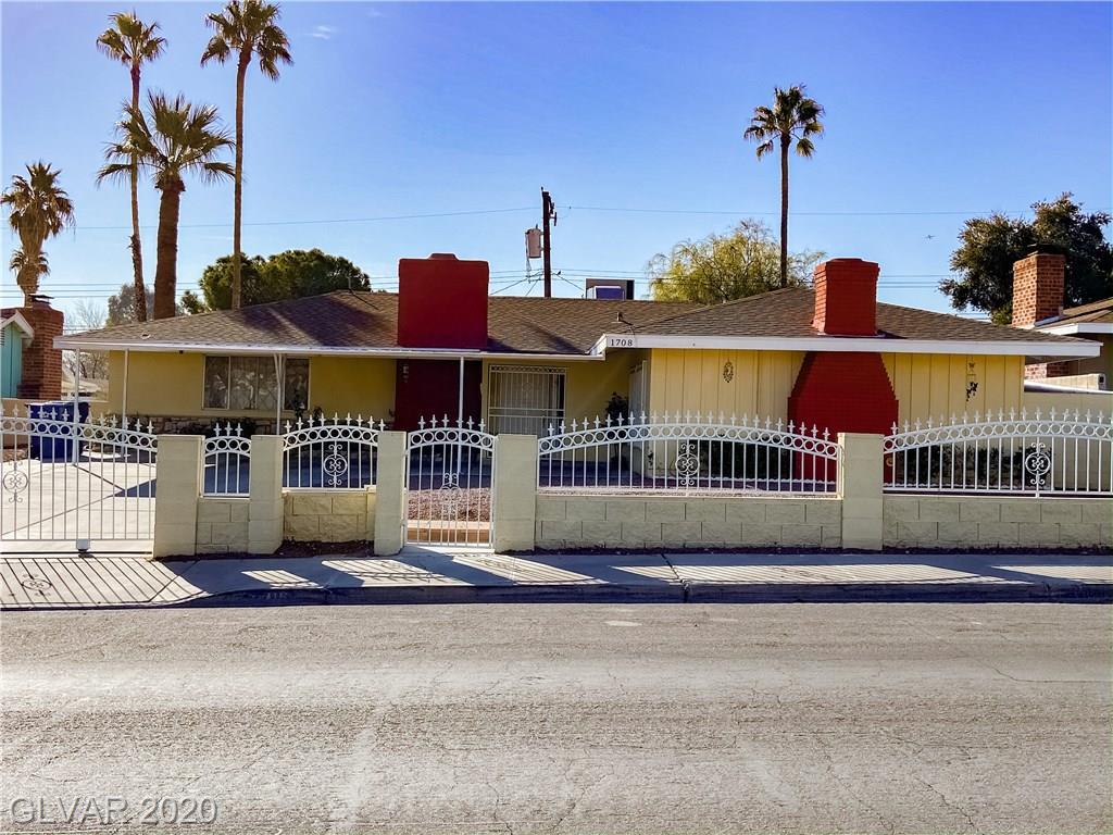 1708 Oakey Las Vegas NV 89104