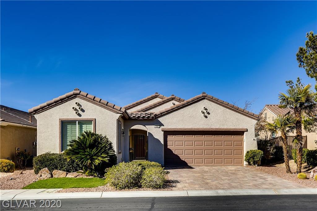 2307 Desert Fox Drive Henderson NV 89052
