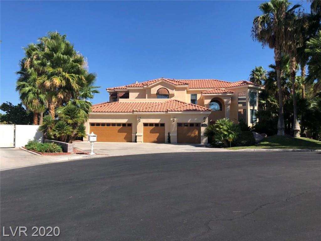1680 City View Court Las Vegas NV 89117