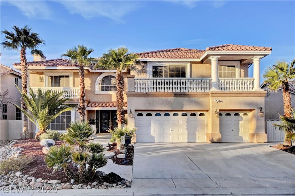 1258 Fragrant Spruce Ave Las Vegas NV 89123