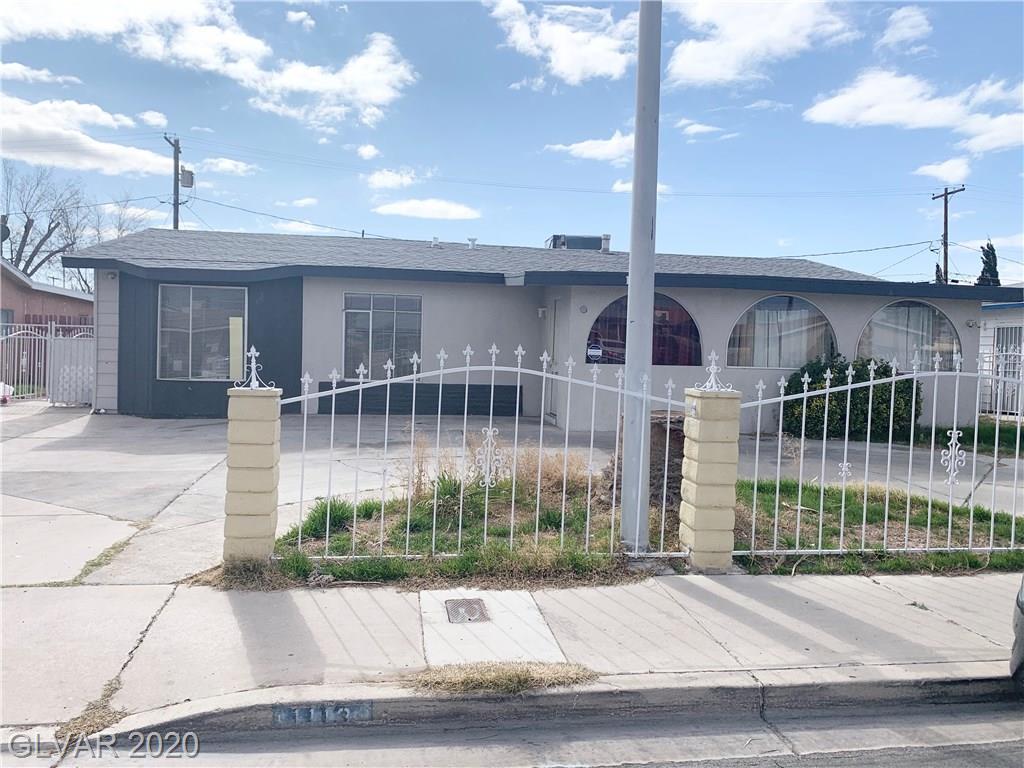 1113 Wyatt Ave North Las Vegas NV 89106