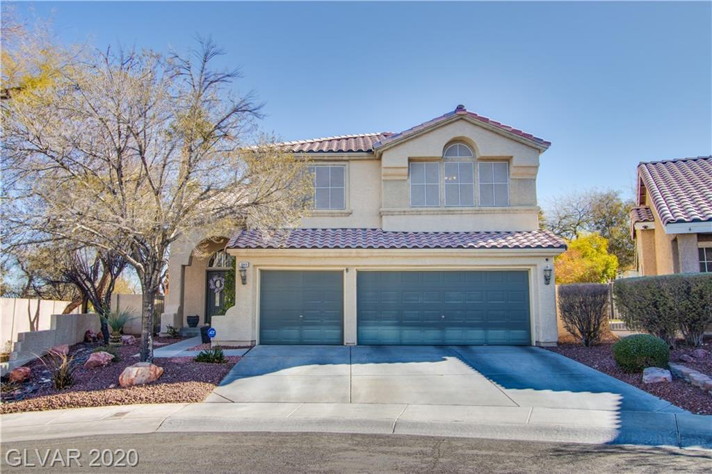 2348 Heather Valley Drive Las Vegas NV 89134