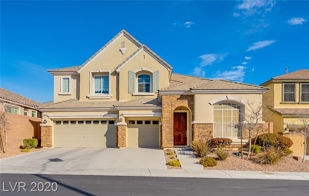 10224 Radcliffe Peak Avenue Las Vegas NV 89166