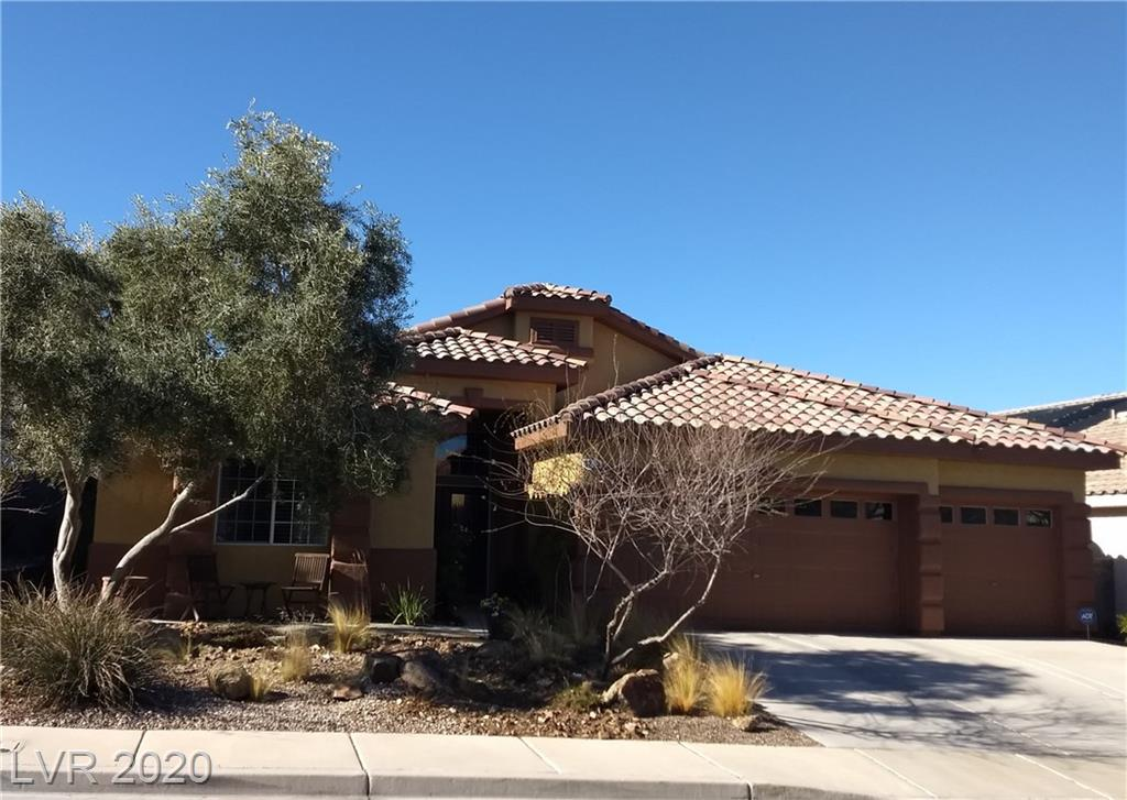 1343 Meandering Hills Drive Henderson NV 89052