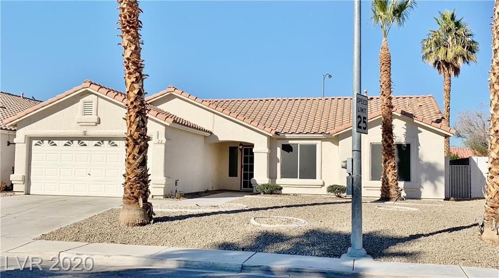 22 Quailbush Dr North Las Vegas NV 89031