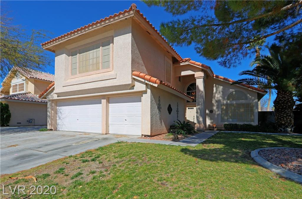 1612 Heather Ridge North Las Vegas NV 89031