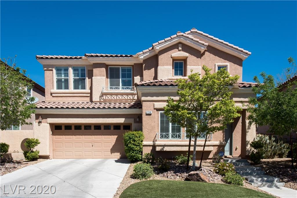 11748 Via Vera Cruz Las Vegas NV 89138