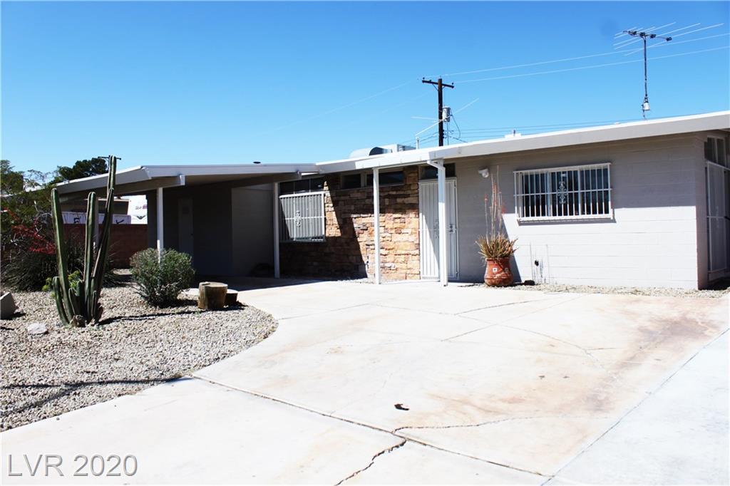 2724 Tonopah North Las Vegas NV 89030