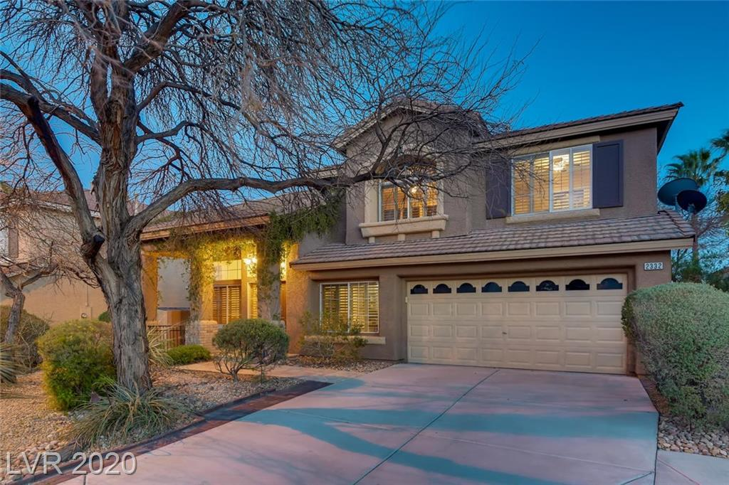 Summerlin North - 2332 Ivory Point