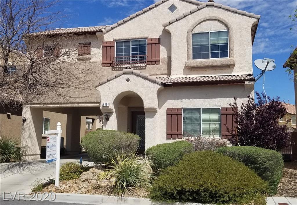 8434 Pico Rivera Las Vegas NV 89178