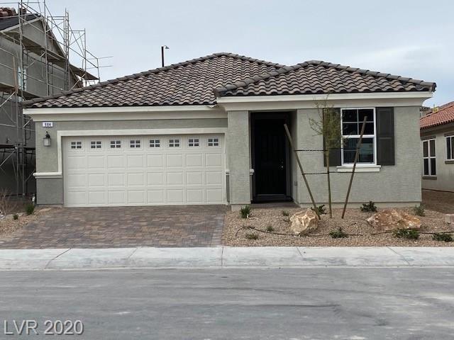 984 Brilliant Meadow Avenue North Las Vegas NV 89086