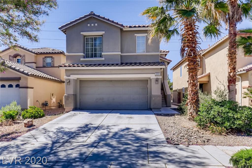 3333 Edinboro Ridge North Las Vegas NV 89081