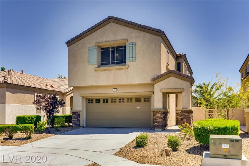 5552 Stelle Amore Street North Las Vegas NV 89081